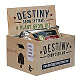 Destiny 4 Plant Grow Kit