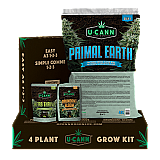 U-Cann 4 Plant Grow Kit