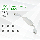 iLuminar - Hash Power Relay Cord 120v