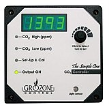 Grozone SCO2 The Simple One CO2 Controller