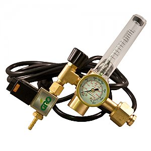 Gro1 CO2 Regulator & Solonoid