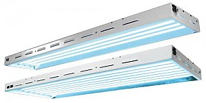 Sun Blaze® T5 HO Fluorescent Light Fixtures - 120 Volt