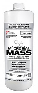Miicrobial Mass Non-Concentrate